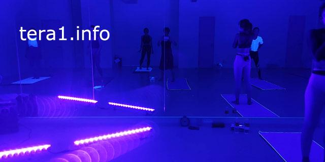 ホットヨガスタジオ ロイブでK-POPダンスダイエット体験