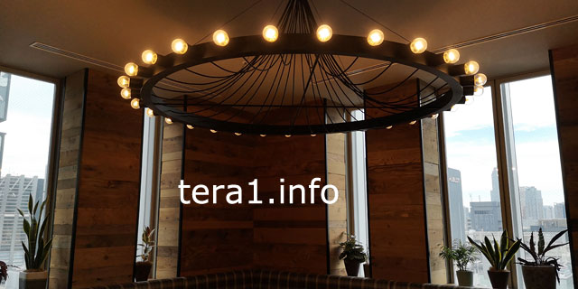 ホットヨガスタジオ ロイブは、カフェのような内装